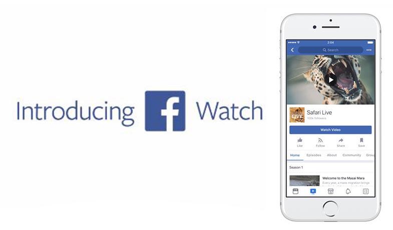 Facebook Watch: lo que está por venir